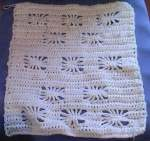 finished crochet square 2